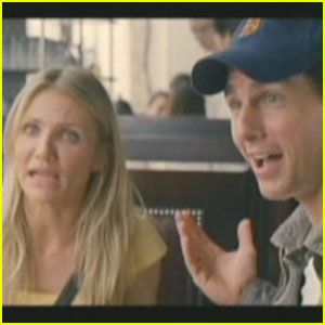 Tom Cruise & Cameron Diaz: 'Knight and Day' Trailer!