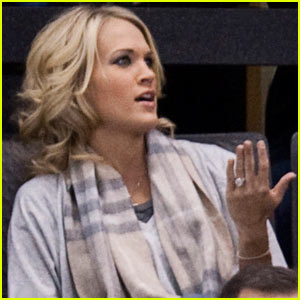 Carrie Underwood: Engagement Ring Details!