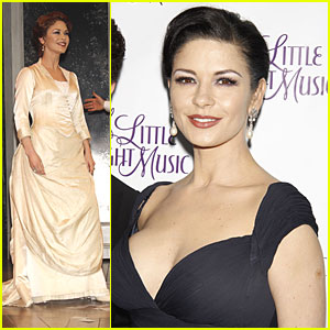 Catherine Zeta-Jones: A Little Opening Night Music