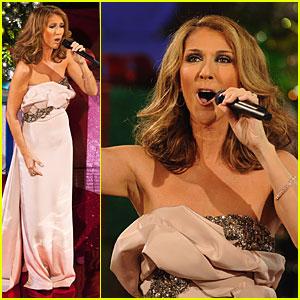 Celine Dion is Joyful and Triumphant