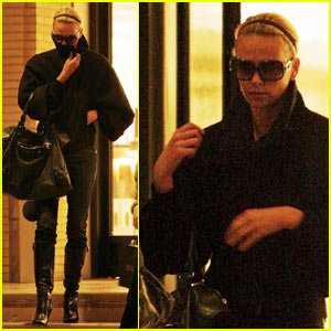 Charlize Theron: Gerda Shopping Spree!