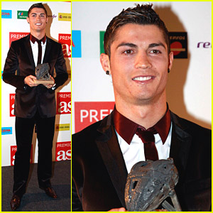 Cristiano Ronaldo: AS Sports Awards