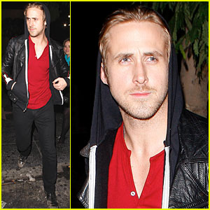 DJ Ryan Gosling Brings The Beats