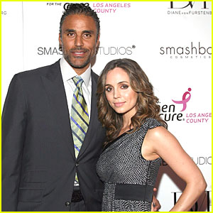 Rick Fox Children