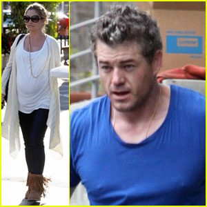 Eric Dane & Rebecca Gayheart: It's A Girl!