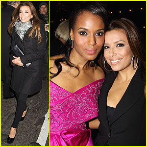 Eva Longoria is 'Race' Radiant