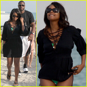 Gabrielle Union & Dwayne Wade Heat Up