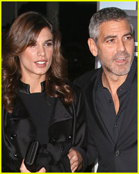 George Clooney & Elisabetta Canalis: Mexican Holiday