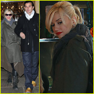 Gwen Stefani & Gavin Rossdale Find Furniture