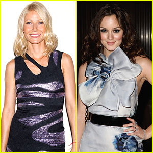 Gwyneth Paltrow & Leighton Meester: Love Don't Let Me Down!