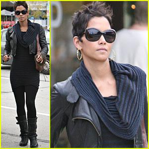 Halle Berry Goes Shopping at Soolip
