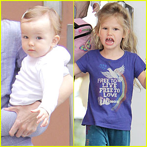 Happy 4th Birthday Violet Affleck!