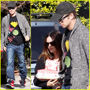 Rachel Bilson & Hayden Christensen: Christmas Party Time!
