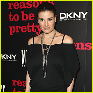 Idina Menzel is In Talks to Join 'Glee' Cast