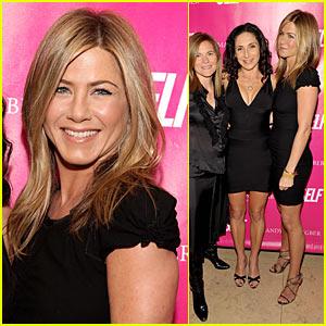 Jennifer Aniston Believes In Yogalosophy