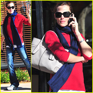 Jennifer Garner: Let's Do Lunch!