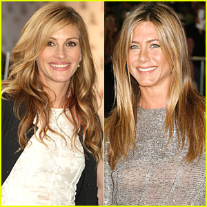 Julia Roberts & Jennifer Aniston to Present at Golden Globes!