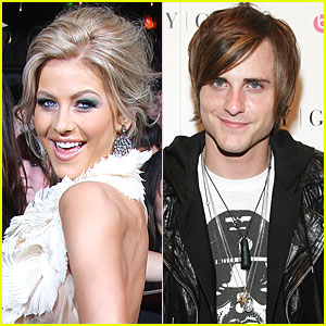 Julianne Hough & Jared Followill Couple Up?