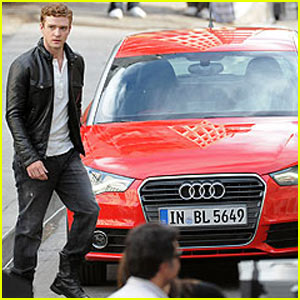 Justin Timberlake for Audi A1 - First Look