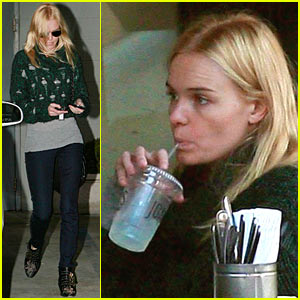 Kate Bosworth: Joan's On Third Thirsty