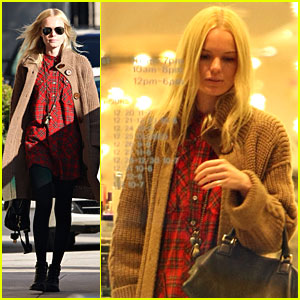 Kate Bosworth is Makeup Counter Cute