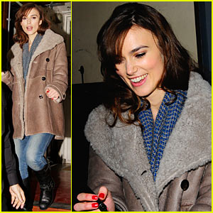 Keira Knightley: 'The Misanthrope' Premiere Night!