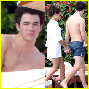 Kevin Jonas: Honeymoon in Mexico with Danielle!