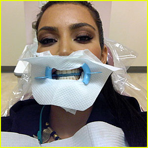 Kim Kardashian: Dentist Difference