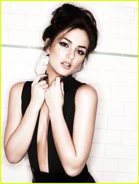 Leighton Meester: New Year's Week With Just Jared!