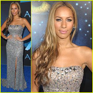 Leona Lewis: Golden Globe Nod for 'Avatar' Theme!
