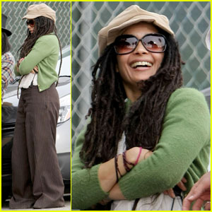 Lisa Bonet is Laughing With Love
