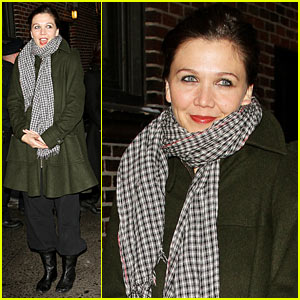 Maggie Gyllenhaal: Ramona is a Great Dancer!
