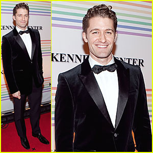 Matthew Morrison: Kennedy Center Honors!