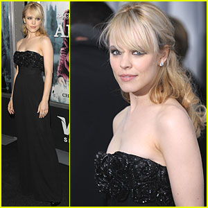 Rachel McAdams: It's Fun Being The Only Girl!