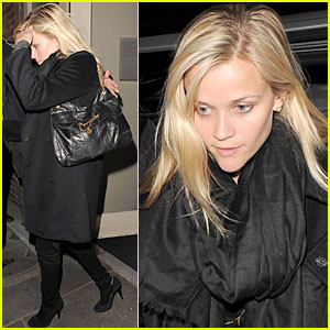 Reese Witherspoon: La Petite Maison Marvelous