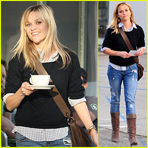 Reese Witherspoon: Tea and Sympathy