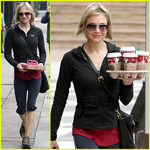 Renee Zellweger Has An Emergen-C