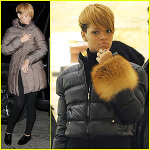 Rihanna: Fendi Freedom!