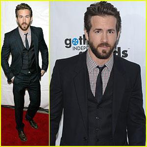 Ryan Reynolds Honors Gotham, Talks Green Lantern