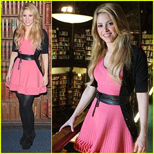 Shakira is an Education Enthusiast