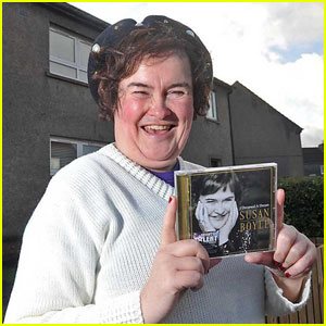 Susan Boyle's Album Hits #1, Largest Opening For Female Artist