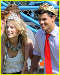 Taylor Swift and Taylor Lautner Are No More