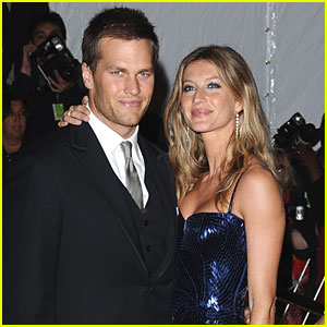 Gisele Bundchen & Tom Brady Welcome Son