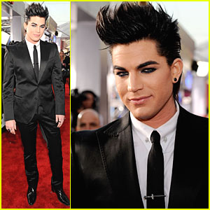 Adam Lambert - SAG Awards 2010 Red Carpet