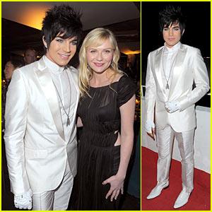 Adam Lambert: Art of Elysium with Kirsten Dunst!