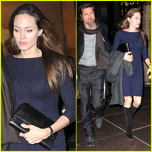 Angelina Jolie: Loro Piana Pretty