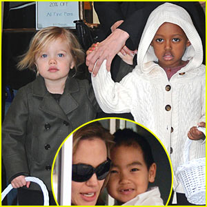 Angelina Jolie's Late Mom Leaves Grandkids a Trust Fund
