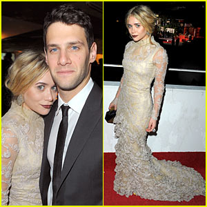 Ashley Olsen & Justin Bartha: Art of Elysium 2010!