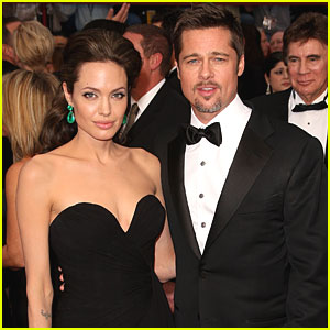 Brad & Angelina To Skip 2010 Oscars -- EXCLUSIVE