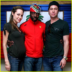 Angelina Jolie & Brad Pitt Support Victims of Haiti Earthquake